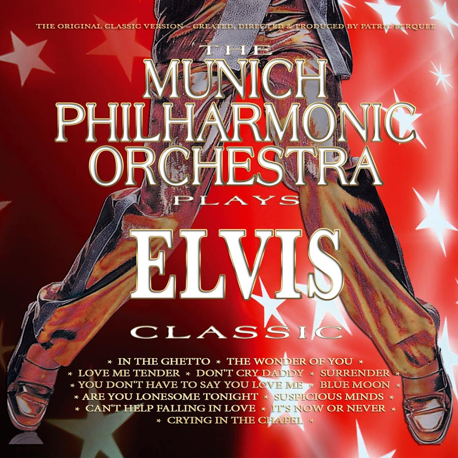 "<span itemprop=""name"">The Munich Philharmonic Orchestra plays ELVIS Classic</span>"