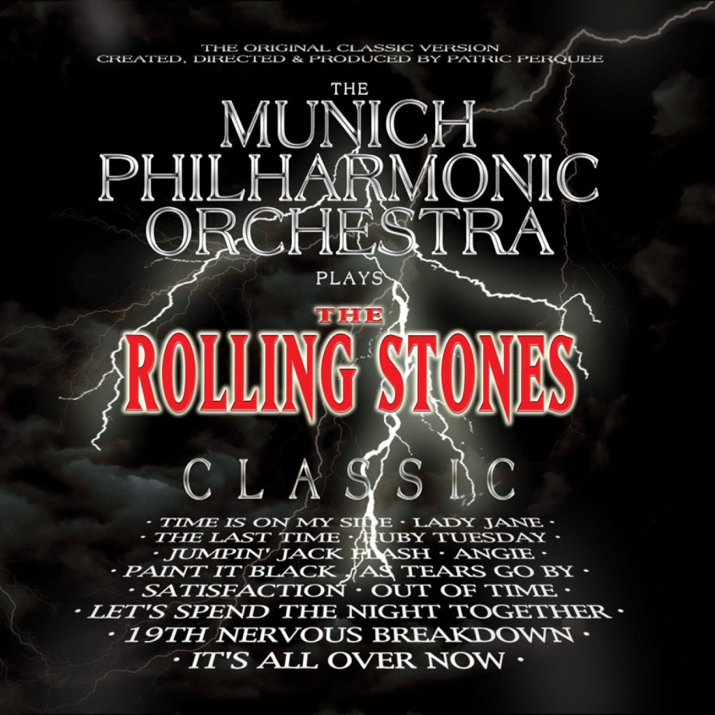 "<span itemprop=""name"">The Munich Philharmonic Orchestra plays ROLLING STONES Classic</span>"